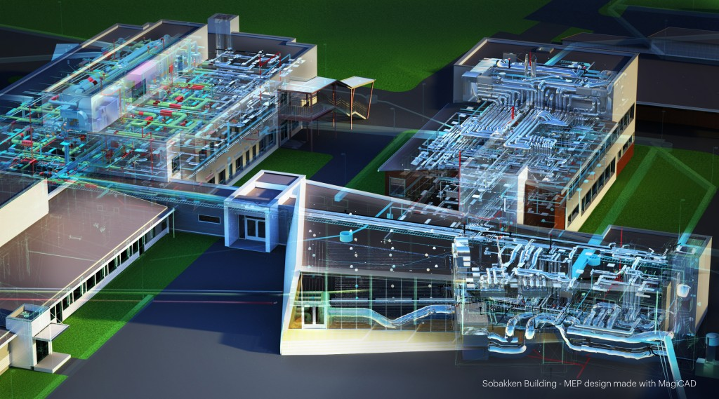 Mechanical And Electrical Engineering For Buildings