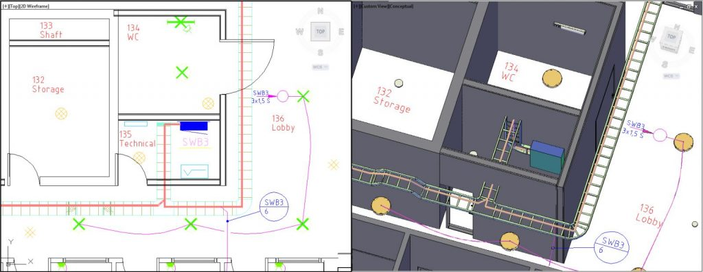 Some Great Tips For Quick And Easy 3d Electrical Design