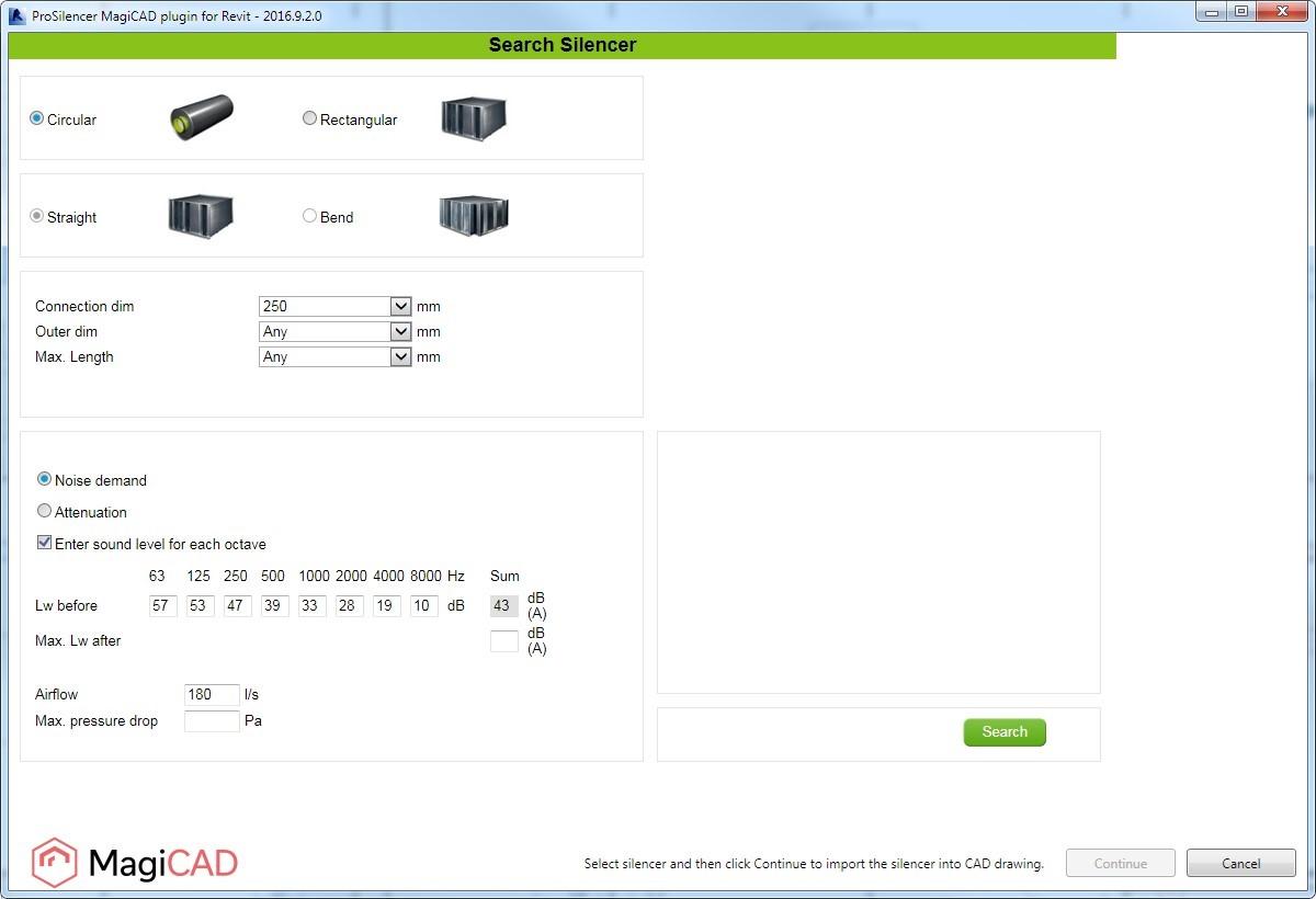 Swegon Prosilencer Plugin For Magicad Autocad And Revit Bending Tutorials Archives Circuit Bent