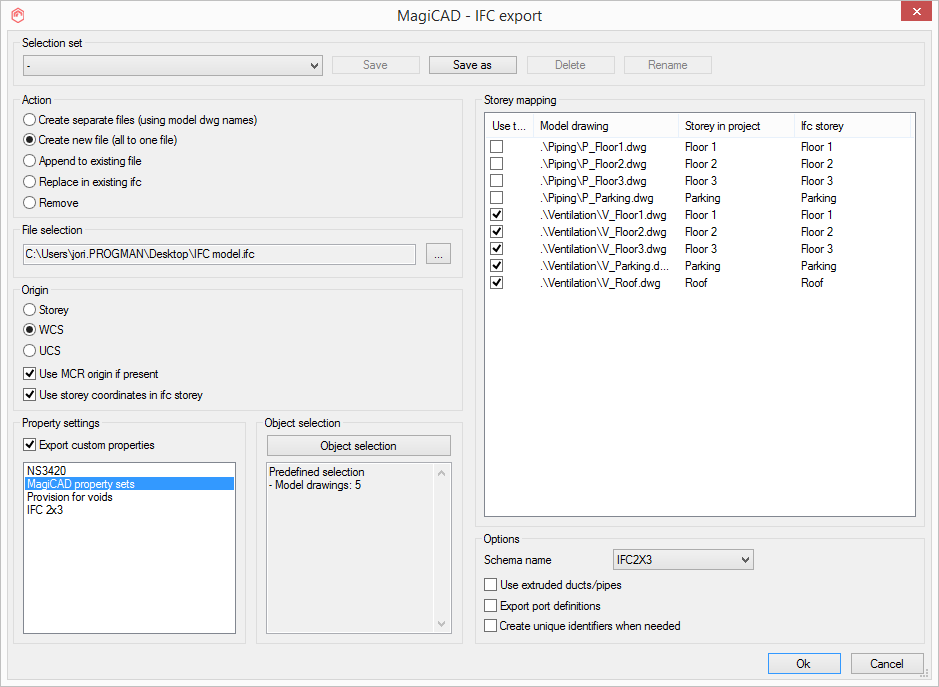 MagiCAD Common Tools for Revit and AutoCAD