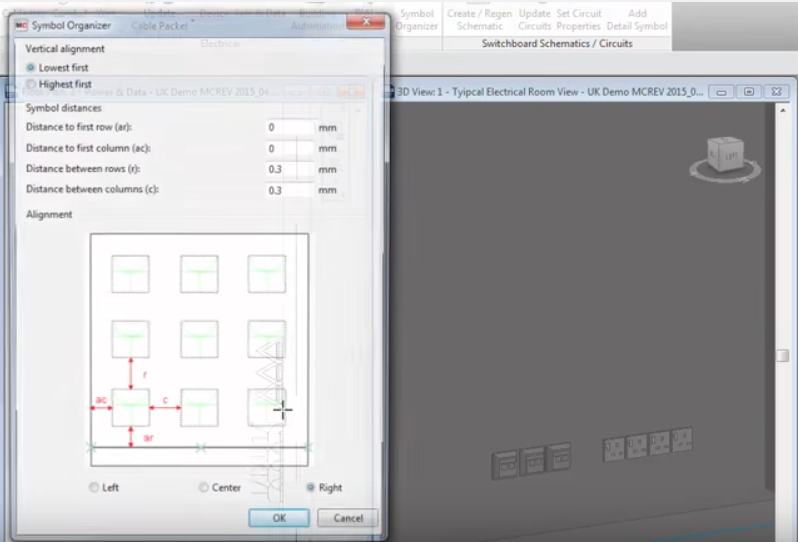 Enables designers working with 3D models to support traditional demand for 2D symbols. A challenge for the electrical designer with a BIM work flow is the ...