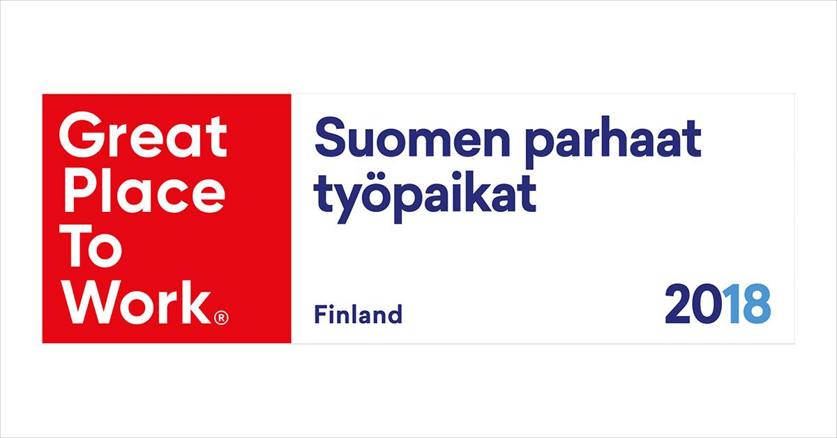 Suomen Parhaat Tyopaikat 2018 Progman