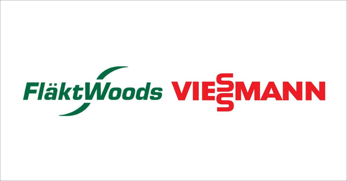 Nya nedladdningsbara produktvarianter från Fläkt Woods och Viessmann