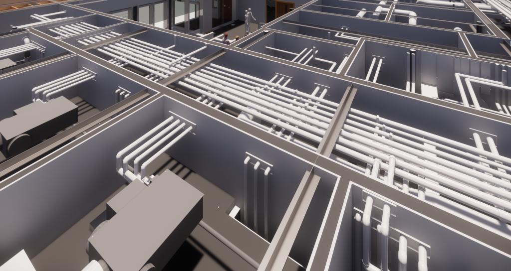 Digital Engineering Works: MagiCAD Builders Work Tool speeds