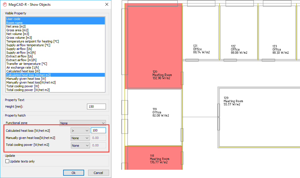 New features - MagiCAD 2019 UR-1 for AutoCAD - MagiCAD