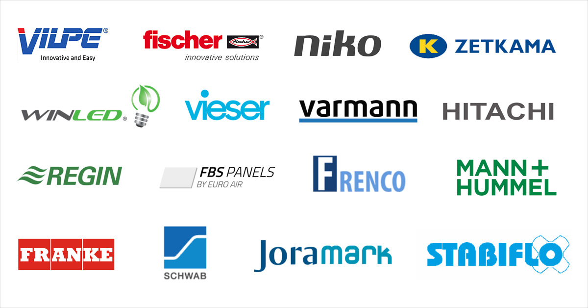 6000 new BIM objects from 16 manufacturers now available on