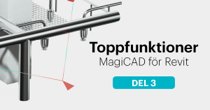 Legend Tool MagiCAD för Revit