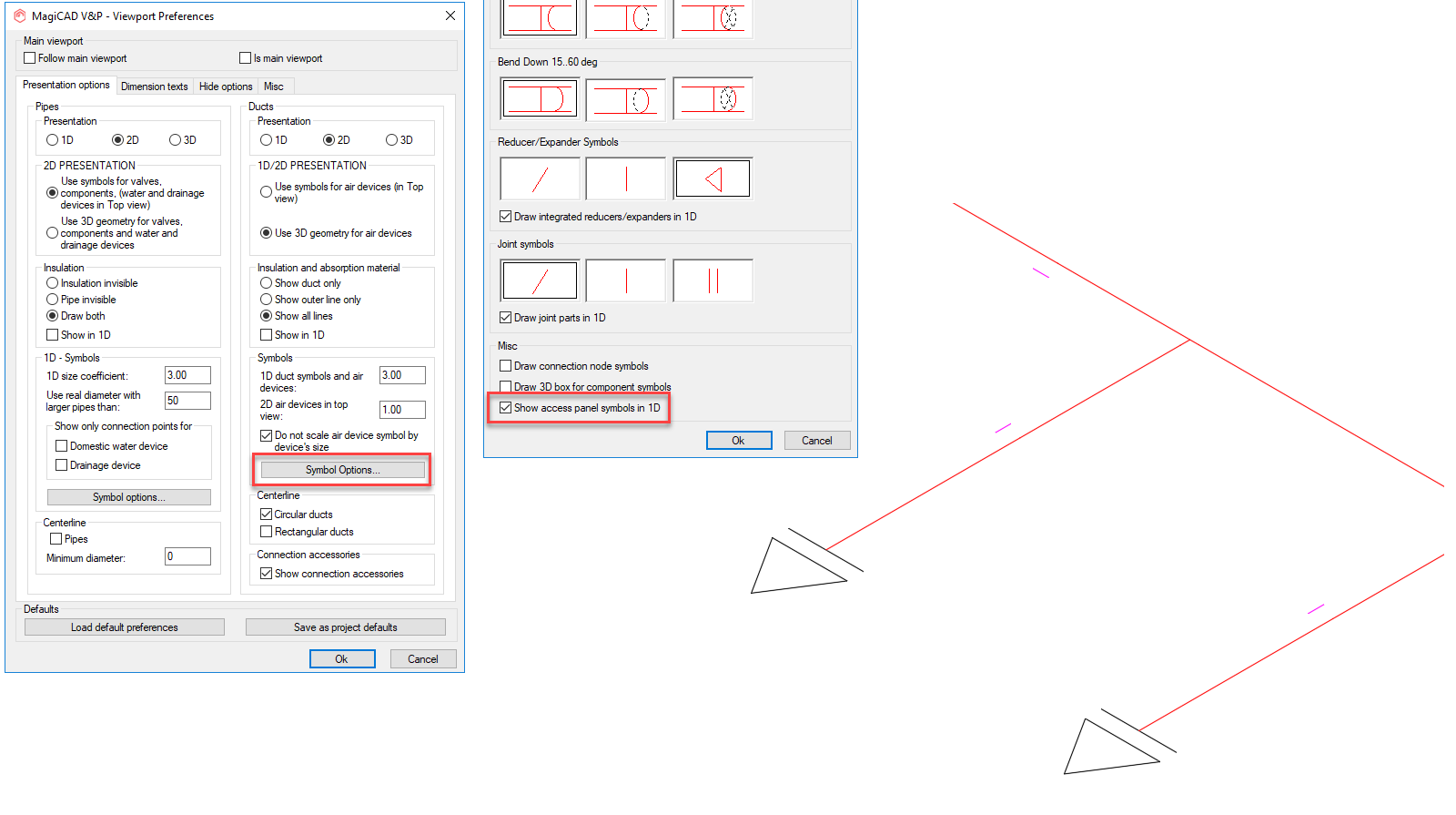 New features - MagiCAD 2019 UR-2 for AutoCAD - MagiCAD