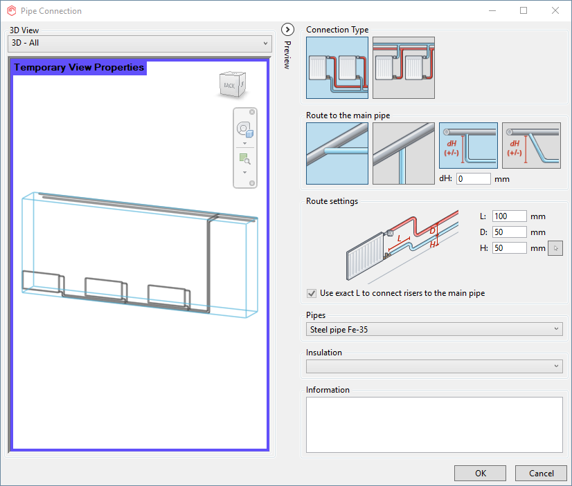 New features - MagiCAD 2019 UR-2 for Revit - MagiCAD