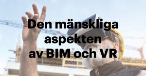 BIM och VR