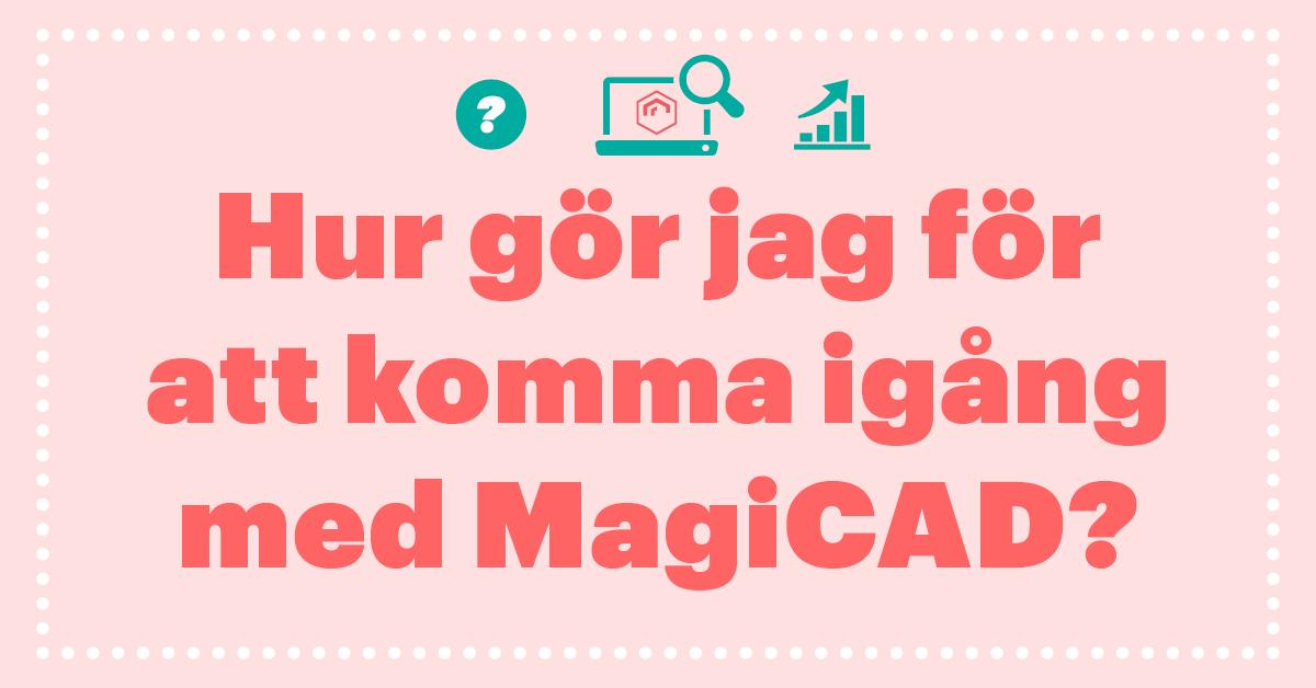 Stor nytta med MagiCAD