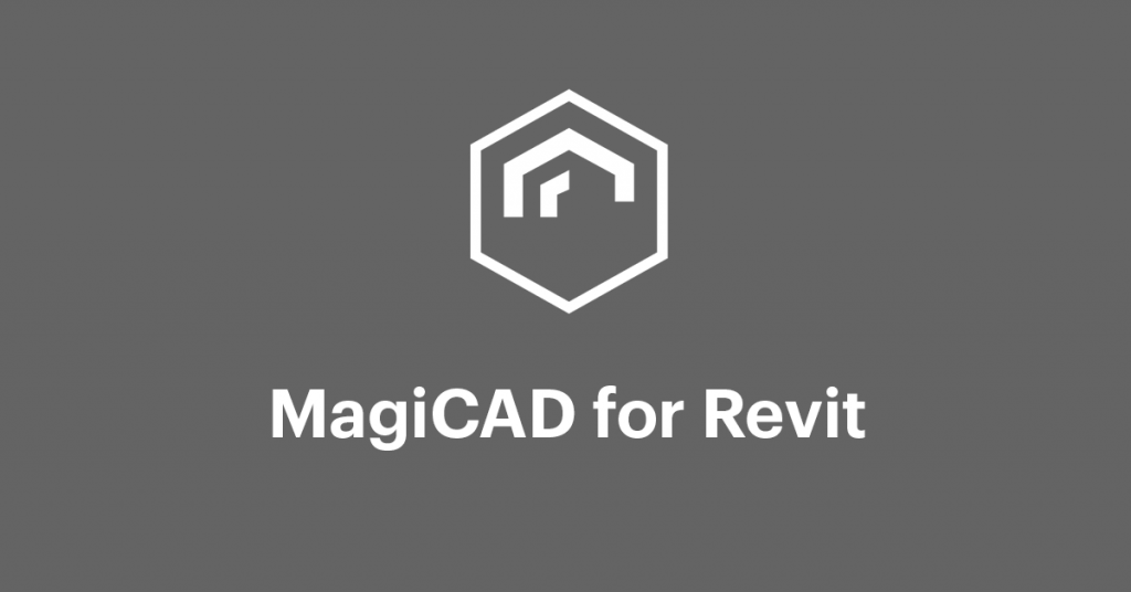 MagiCAD for MEP Engineering, HVAC and Electrical BIM design