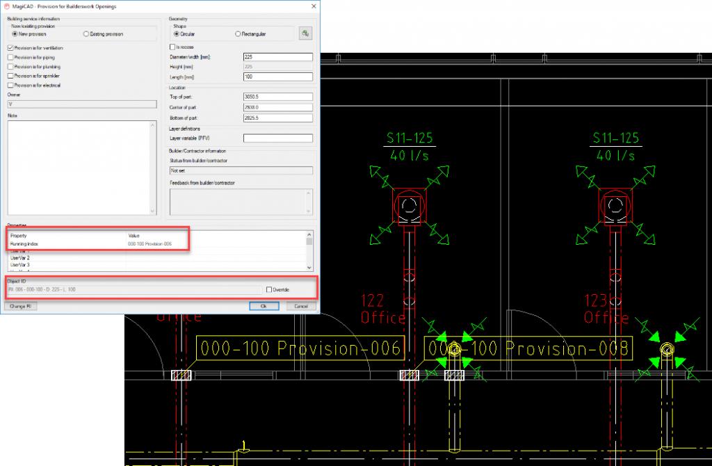 MagiCAD Ventilation för AutoCAD 2021